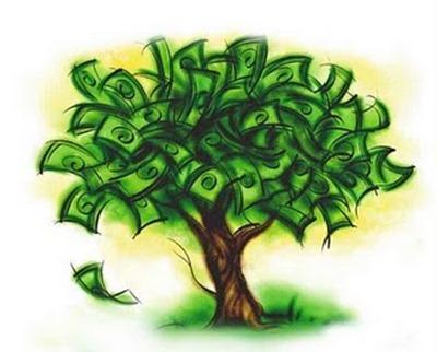 money-growing-on-trees