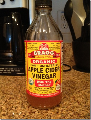 My Experience with Apple Cider Vinegar - My Inner Shakti
