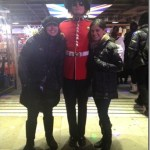 Pretty Muddy + Cookie Exchange + My Cousin's Wedding + More London Pics