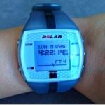 Week 1 TM Training + Polar FT4