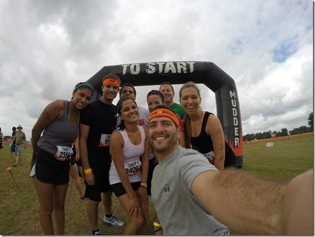 Tough Mudder Florida 2014