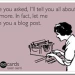 My Blog Writing Process