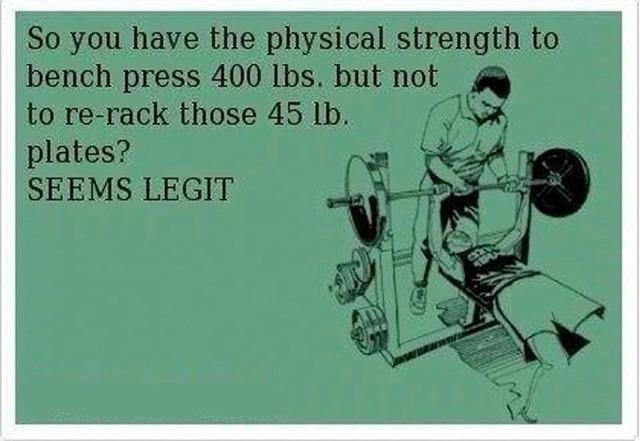 Fitness pet peeves
