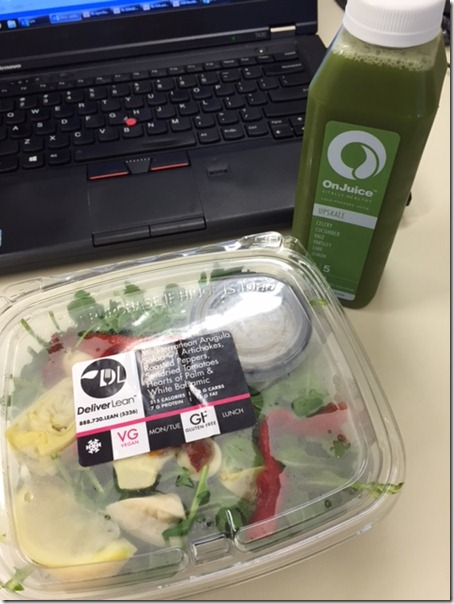 Deliver Lean Lunch