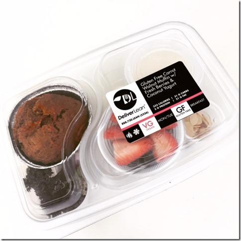 Deliver Lean Vegan Breakfast