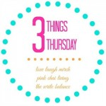 Three Things Thursday (8) – Puerto Rico