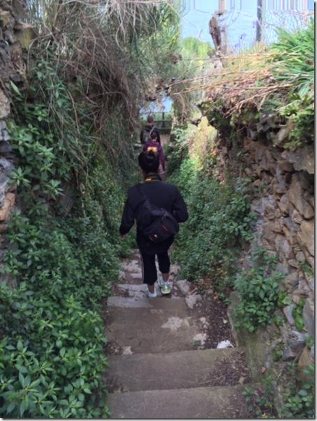 Italy - Cinque Terre hiking