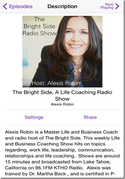 The Bright Side podcast