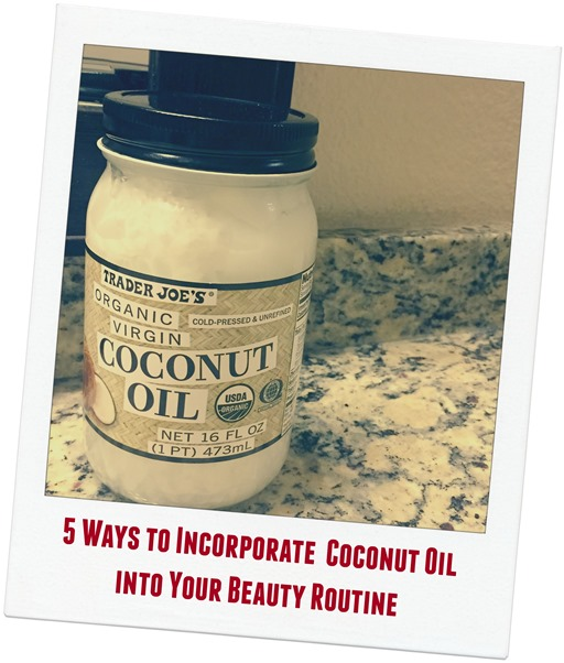 5 ways to use coconut oil