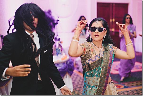 PV wedding reception