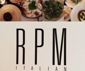 RPM Italian in Chicago, IL
