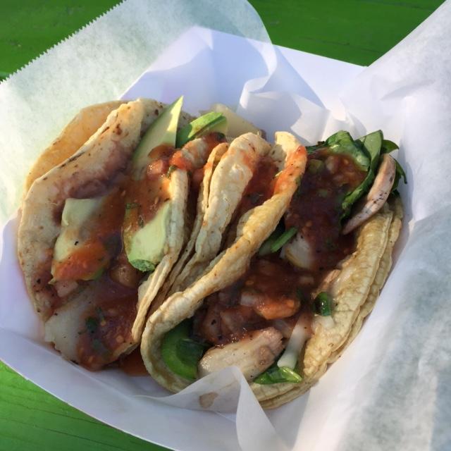 Pueblo Viejo breakfast tacos in Austin, TX