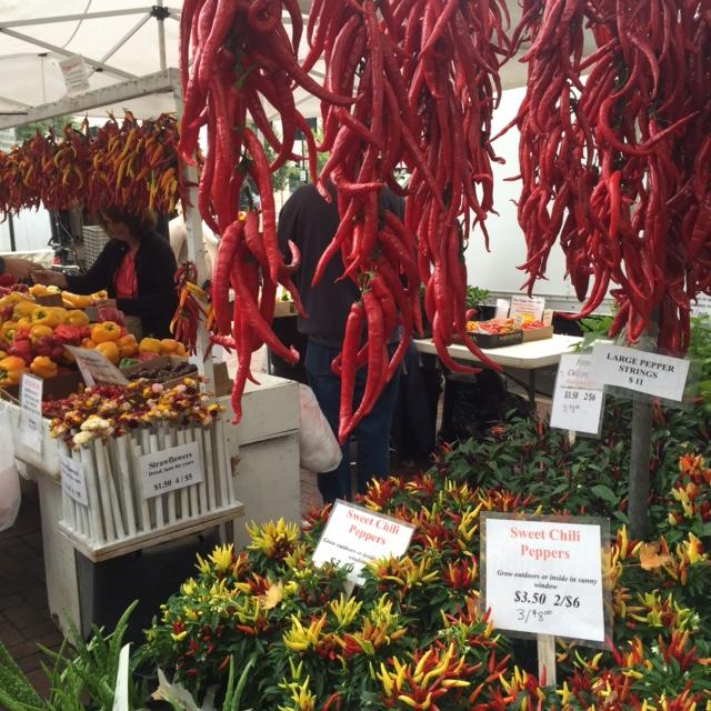 Dane County Farmers Market - Madison, WI