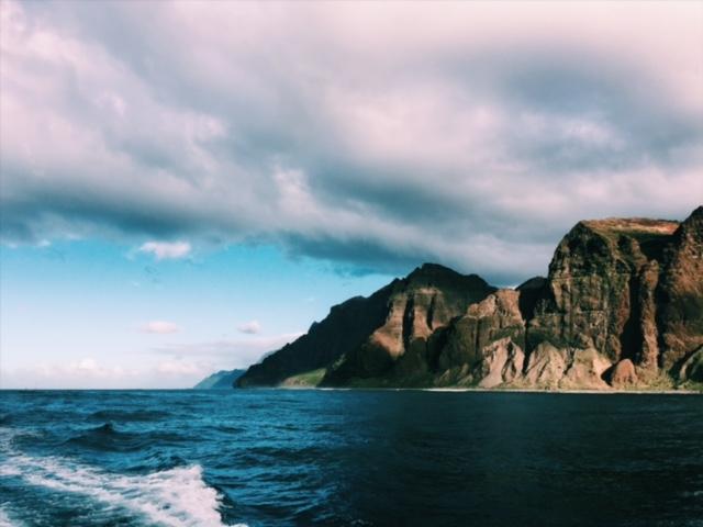 Captain Andy's Sunset Dinner Cruise - Napali Coast - Kauai, Hawaii