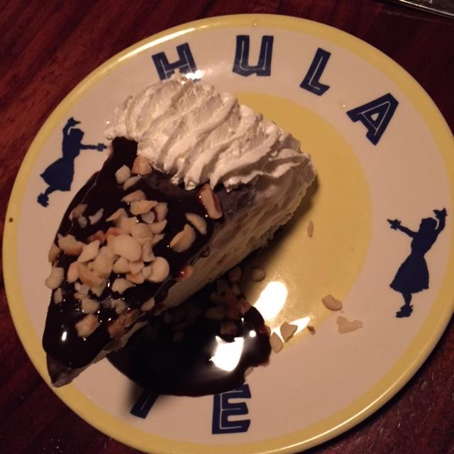 Hula Pie at Keoki's Paradise - Kauai, Hawaii