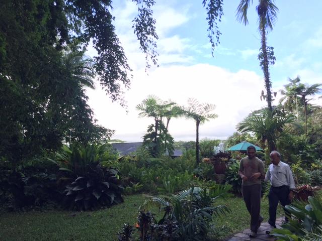 Kauai's Hindu Monastery - Hawaii