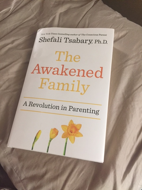 The Awakened Family by Shefali Tsabary