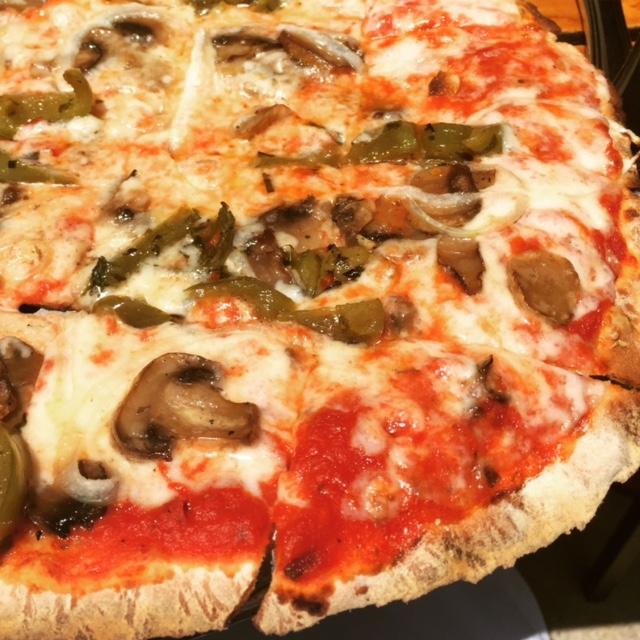 pizzeria via stato - chicago - lunch