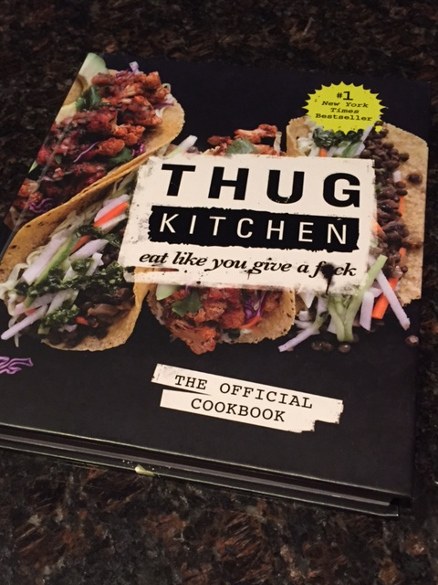 Thug Kitchen cookbook