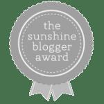 Weekend Recap + Sunshine Blogger Award