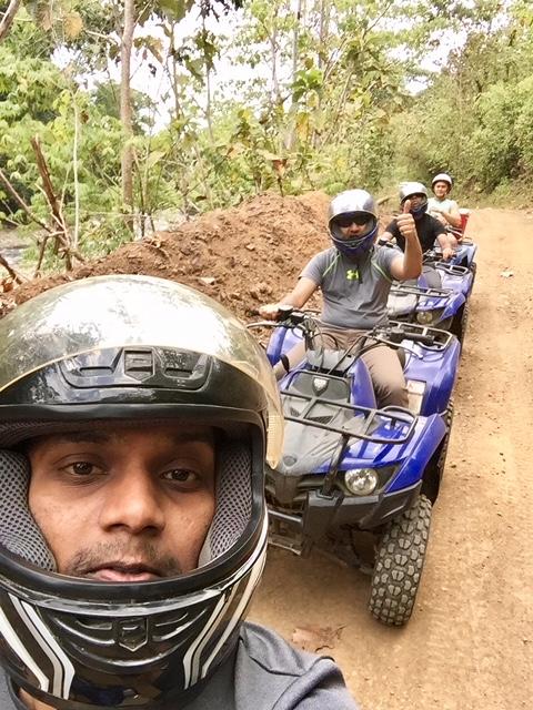 ATV tour - Manuel Antonio, Costa Rica