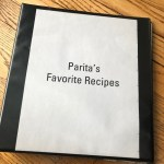 Saving and Organizing Recipes