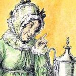 Mrs. Bennet vs. etiquette