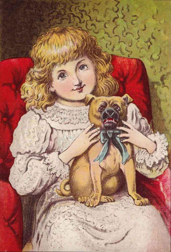 victoriaans-hond