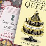 Boektip: Twee nieuwe boeken over Jane Austen en Koningin Victoria