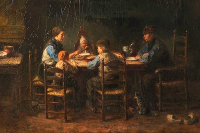 victoriaanse-maaltijd