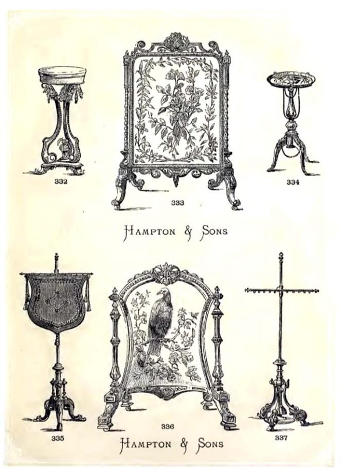 victoriaans-interieur-haardschermen