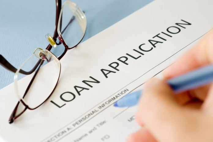 MyInstantOffer Loan Application