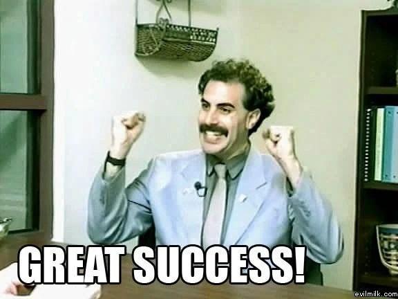 Borat Great Success Instant Sound Effect Button Myinstants