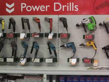 Guide to choosing the right drill for the job.