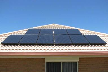 What will be the effect on electricity prices as more people install solar systems?