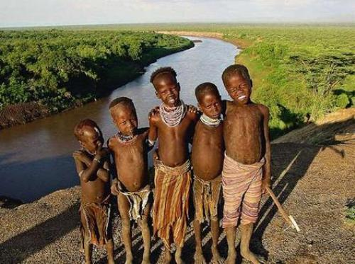Africa Afar Triangle