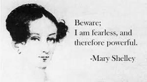Image result for mary shelley frankenstein quotes