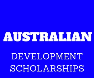 Australian Master's Degree Development Scholarships