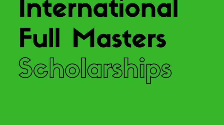 International Full Time Masters Scholarships at the University of Westminster