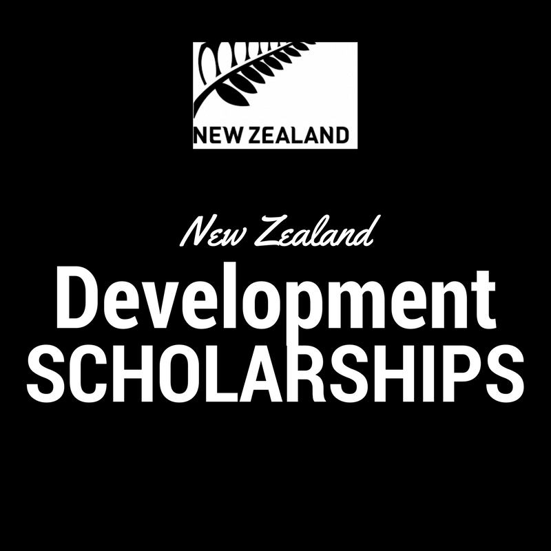 Graduate Development Scholarships in New Zealand