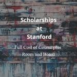 Stanford University Graduate MBA Fellowship