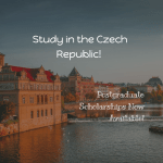 Czech Republic Government Scholarships