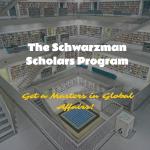 Schwarzman Scholars Masters Degree