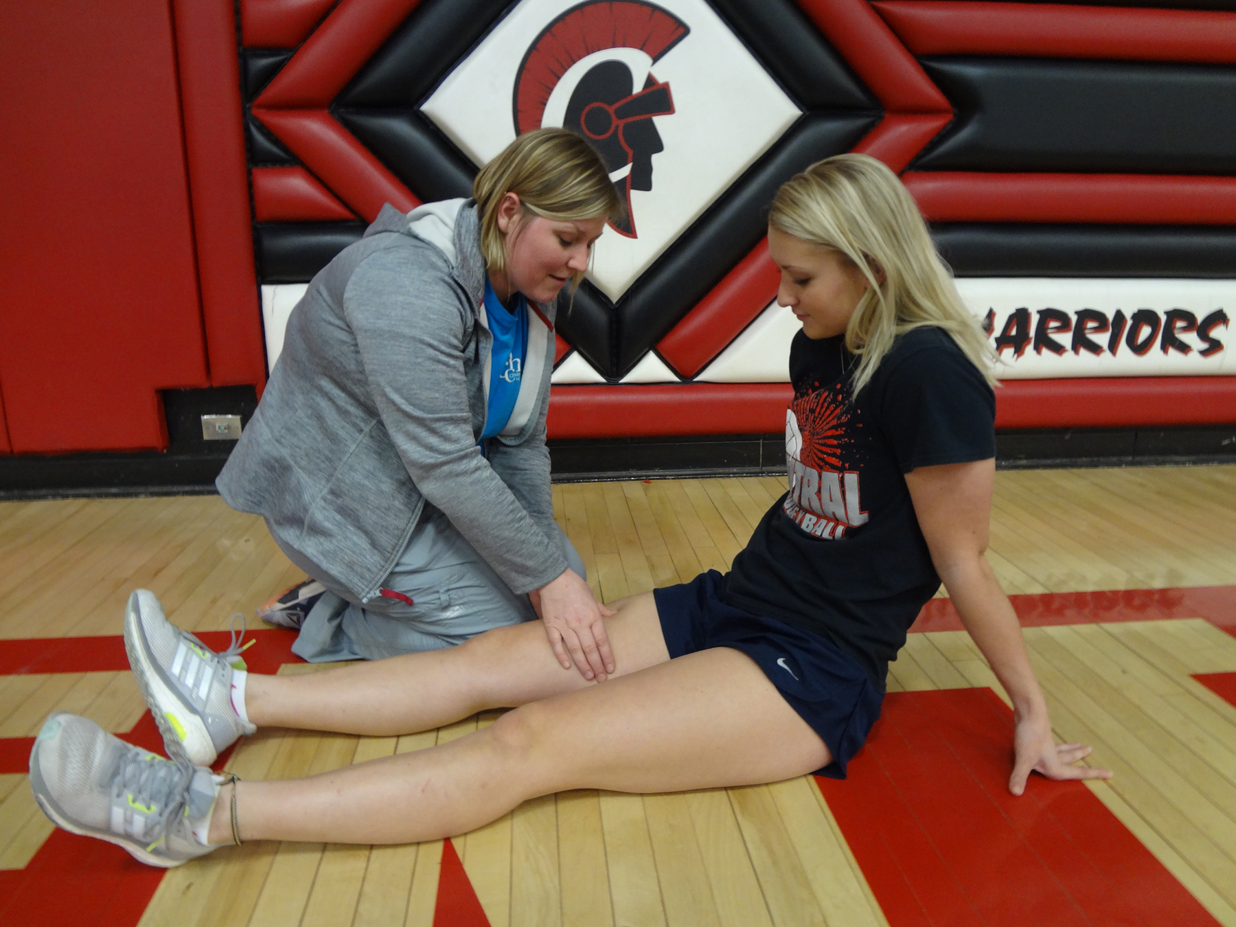 Elkader Hospital Helps Keep Athletes Well and Safe