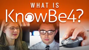 What is KnowBe4?
