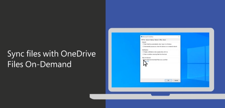 Sync OneDrive Files On-Demand