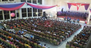 Pax Choir KNUST album launch