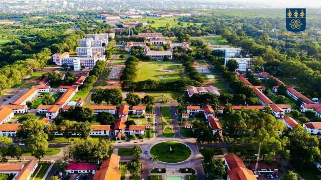 Image result for UNIVERSITY OF GHANA – LEGON, GHANA campus pics
