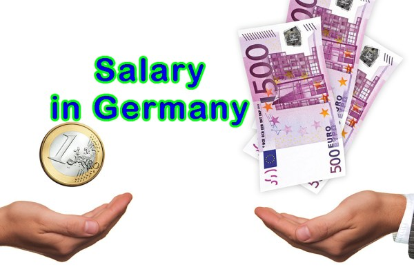Salary in Germany