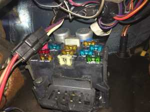 LED Fuses for Jeep grand wagoneer